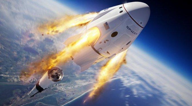 Nave de SpaceX regresa a la Tierra con 4 astronautas