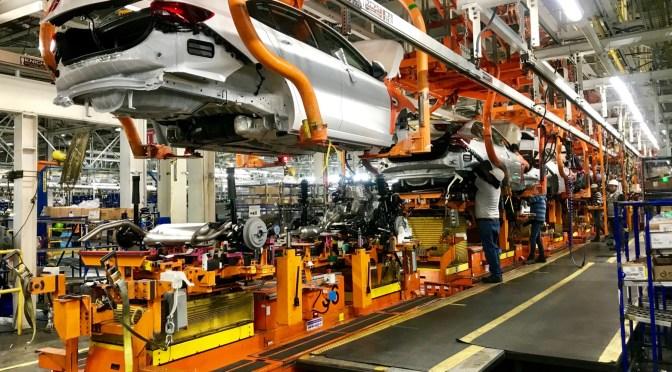 Plantas de GM en San Luis reanudarán actividades el 31 de mayo