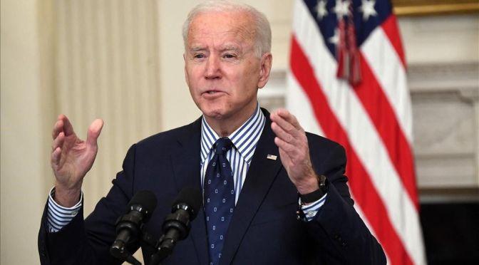 Presupuesto de Biden viene con una modesta perspectiva de crecimiento para un país que envejece