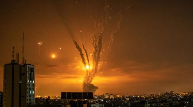 Lucha entre Israel y Gaza entra en su segunda semana