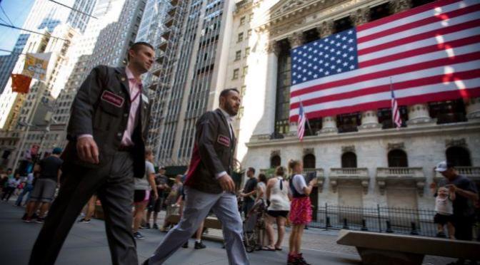 Funcionarios de la Fed, comienzan a reducir las expectativas de puestos de trabajo en Estados Unidos