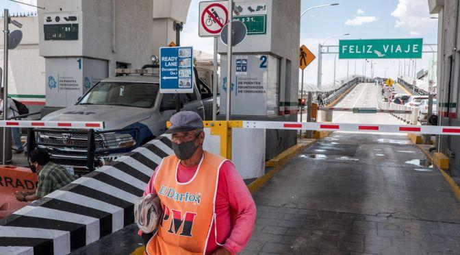 México espera que se levanten las restricciones fronterizas con Estados Unidos antes de que termine el verano