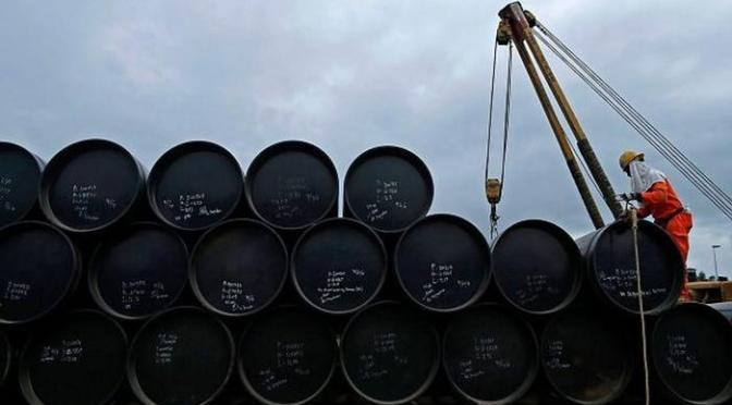 Precios del petróleo subieron después de tres días de pérdidas