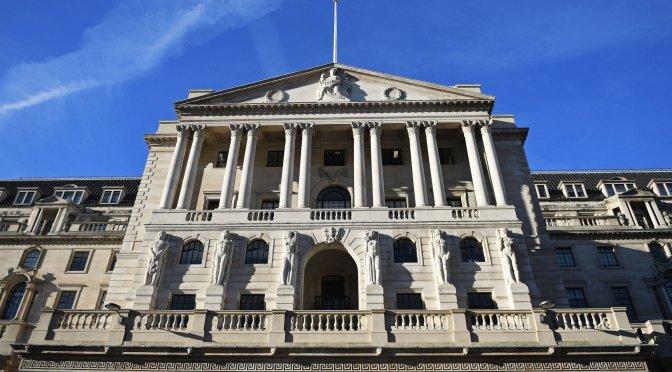 Banco de Inglaterra aspira a una cartera de bonos corporativos más ecológica