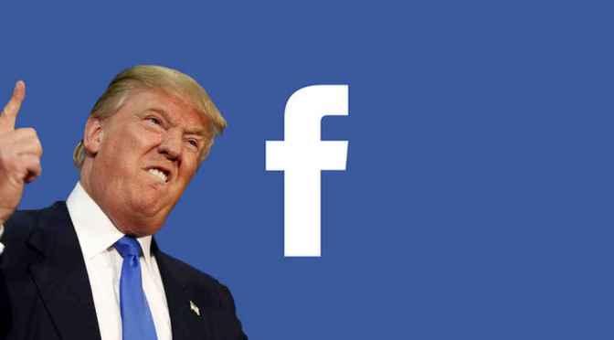 Facebook tiene seis meses para determinar si Trump regresa