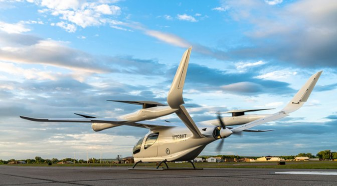 Fabricante de aviones eléctricos Beta recauda 368 millones de dólares en fondos