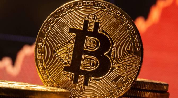 Bitcoin se recupera para acariciar los 40,000 dólares