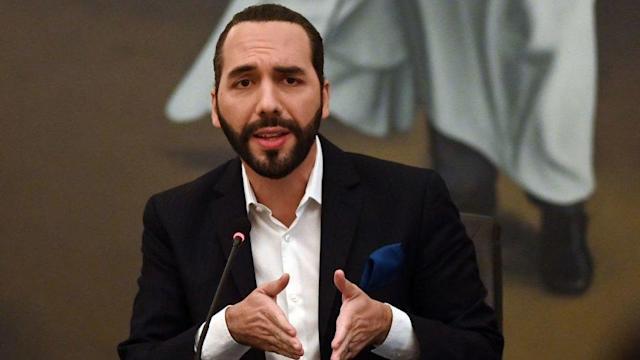 Bukele justifica destitución de magistrados en El Salvador