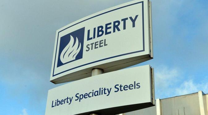 Liberty Steel en conversaciones con Credit Suisse para vender activos en Reino Unido