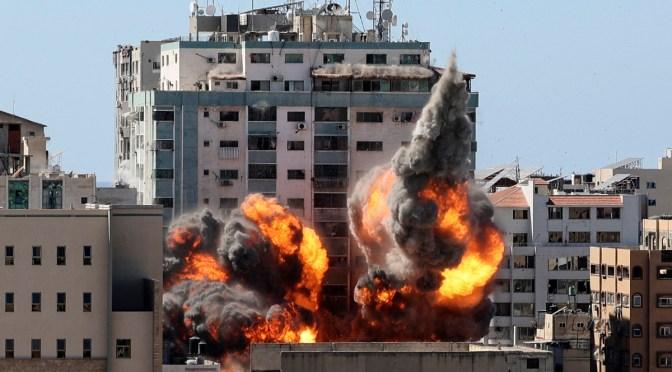 Israel, Palestina, la vida entera… – Análisis
