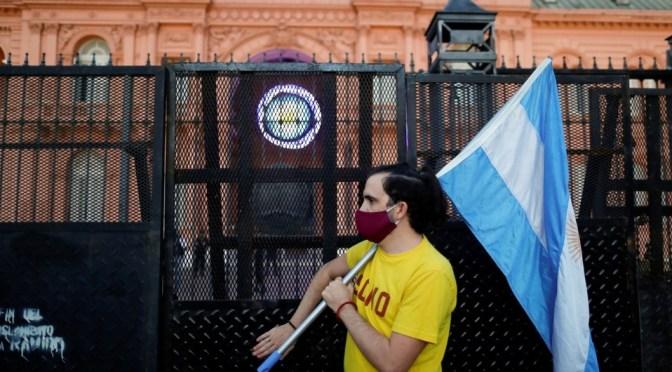 Argentina inicia un nuevo confinamiento debido a la pandemia