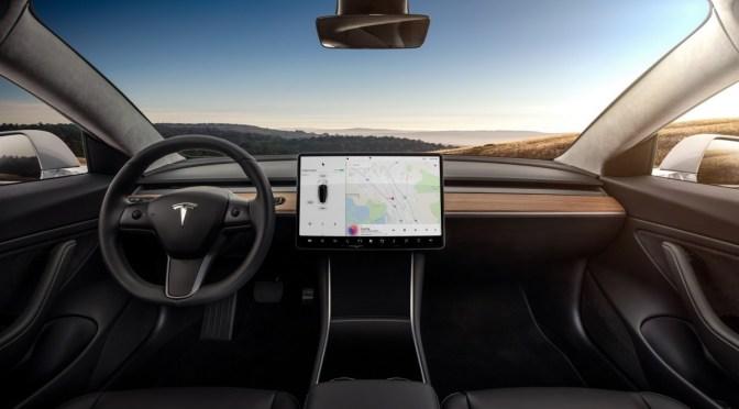 Tesla desarrolla una plataforma qué permitirá a propietarios de automóviles en China el acceso a los datos generados por estos