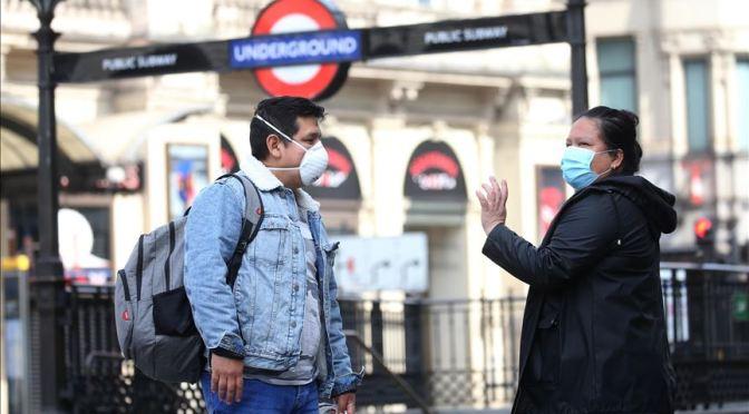 Reino Unido podría levantar restricciones en junio