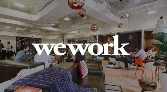 WeWork reporta una pérdida trimestral de casi 2,100 millones de dólares