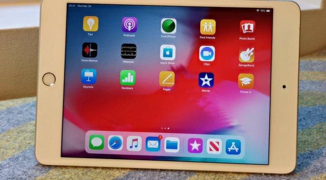 Apple trabaja en iPad Pro de carga inalámbrica y nuevo iPad Mini