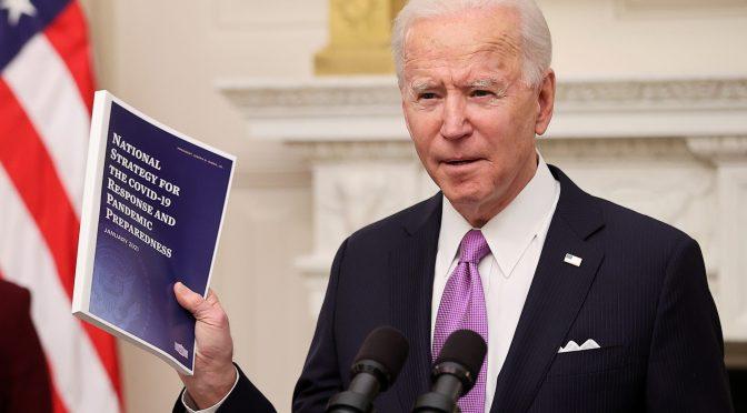 Biden enlista las tareas pendientes de la OTAN