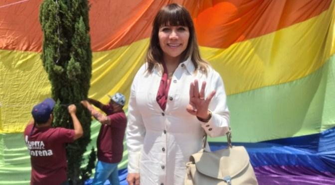 Legislador trans tiene grandes planes para combatir la discriminación LGBTQ+
