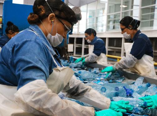 La Industria Mexicana de Coca-Cola impulsa el reciclaje inclusivo en el País