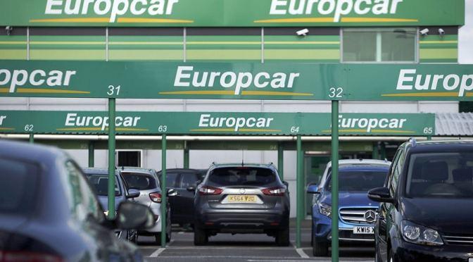 Volkswagen podría comprar una participación mayoritaria en Europcar