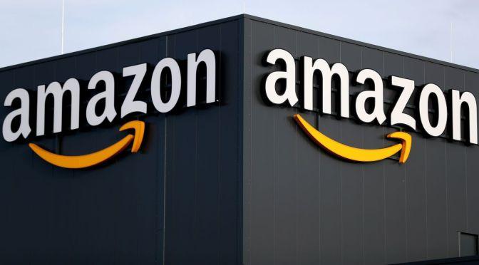 Amazon comienza a realizar pruebas a su personal del Reino Unido para detectar variantes de coronavirus