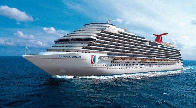Carnival registra una pérdida de 2,000 mdd derivada de la suspensión prolongada de cruceros