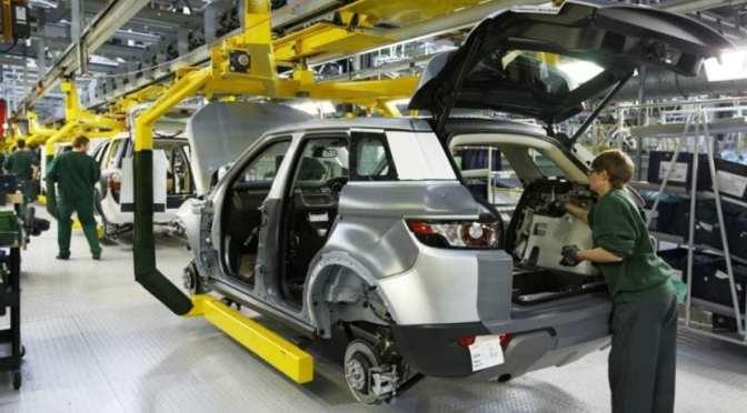 Nuevos pedidos impulsan aumento récord en la fabricación del Reino Unido en mayo