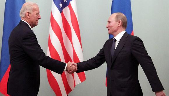 Biden ve buenas perspectivas para mejorar relaciones con Rusia