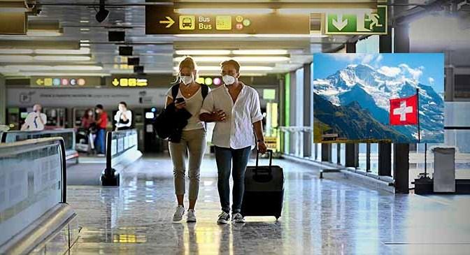 Suiza lanzará los certificados COVID-19 la próxima semana