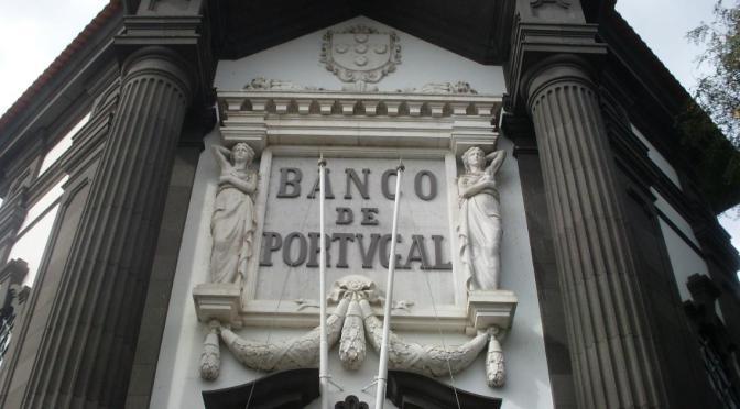 Reembolsos de préstamos bancarios congelados de Portugal están en declive