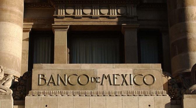 """Banco de México anuncia el acuerdo de extensión de la vigencia de la línea """"swap"""" con la FED de Estados Unidos por 60 mil mdd"""