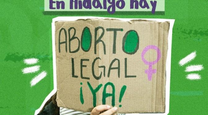 Hidalgo se convierte en el tercer estado mexicano en permitir el aborto
