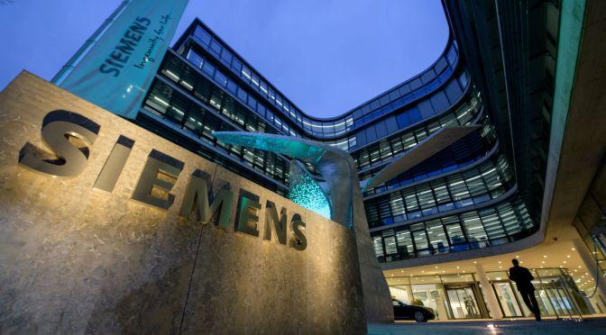 Siemens eleva el objetivo de crecimiento y lanza la recompra de acciones