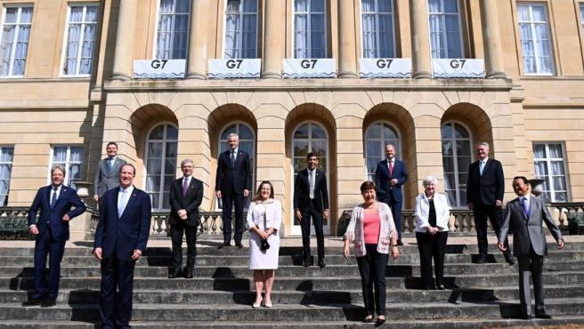 Acuerdo fiscal del G7 no beneficia injustamente a Estados Unidos: OCDE
