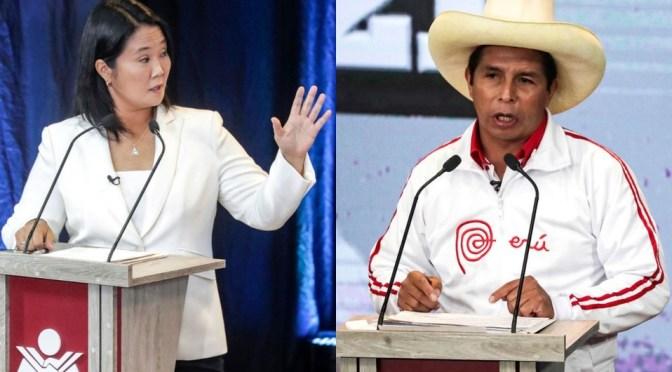Perú sigue sin resultados 5 días después de la votaciones