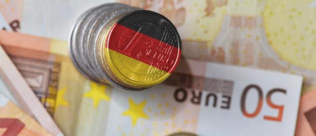 Bonos alemanes se establecen para el mejor rendimiento semanal en 2021