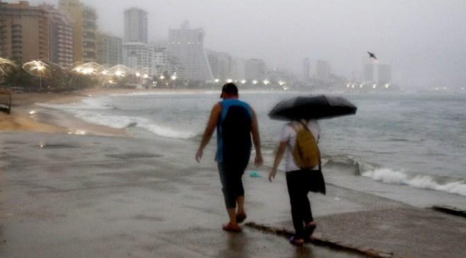 Se forma frente a México el primer huracán de la temporada