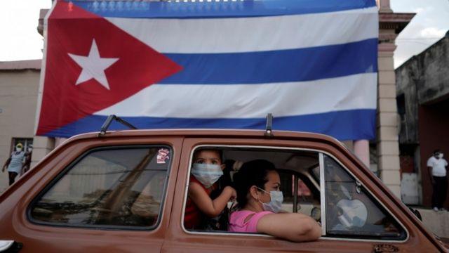 Cuba rompe récord de casos diarios de Covid por segunda jornada consecutiva