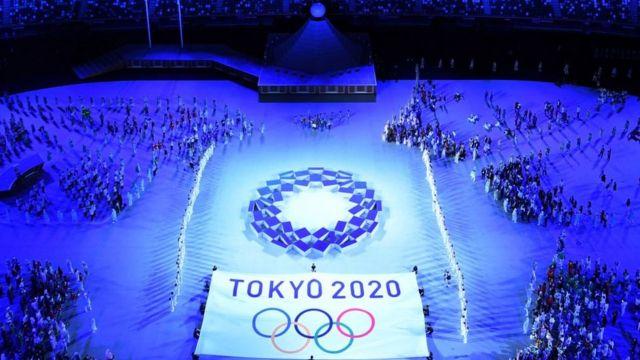 Inauguración de los Juegos Olímpicos de Tokio atrajo a 16.7 millones de televidentes, su cifra más baja en 33 años