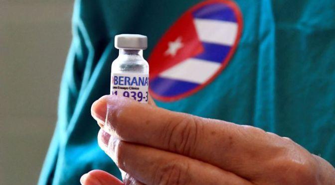Detallan que Vacuna cubana protege 91.2% contra COVID-19