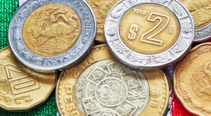 Peso mexicano cerró la semana con una depreciación de 0.43%