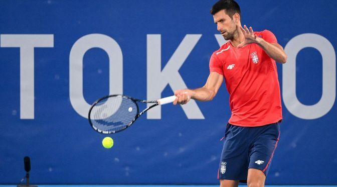La presión es privilegio: Djokovic