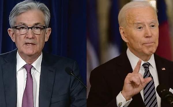 Biden renovará el nombramiento de Jerome Powell como presidente de la Fed