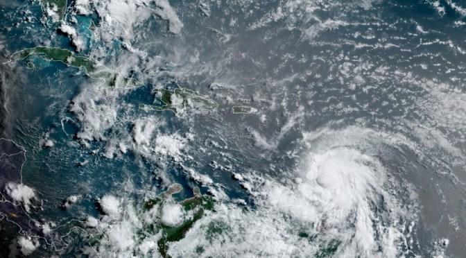 Elsa es ahora el primer huracán de la temporada en el Caribe