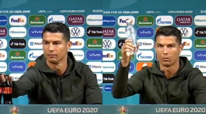 Imágenes como la de Ronaldo ayudan más a la nutrición: AMLO