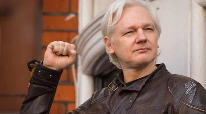 Estados Unidos apelará denegación de extradición de Assange