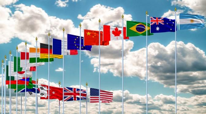 G20 buscará acuerdos sobre temas fiscales y recuperación económica