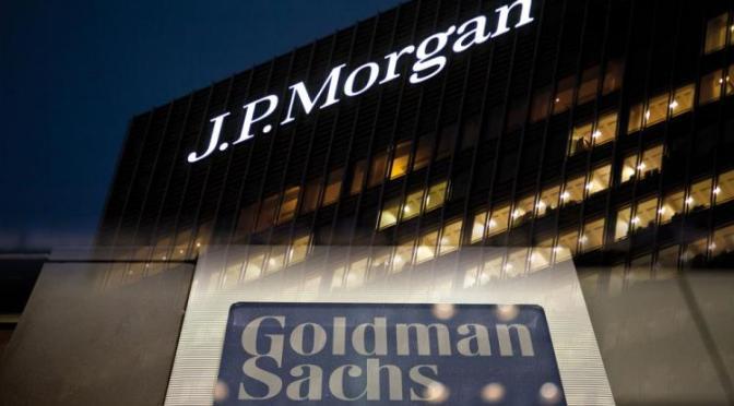 JP Morgan y Goldman Sachs apuestan por la tecnología para romper el mercado de consumo del Reino Unido