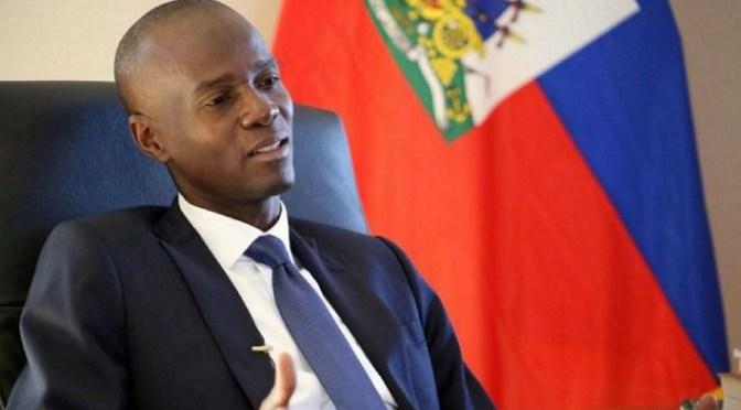 Arrestan a haitiano por vínculos con la muerte del presidente Moïse