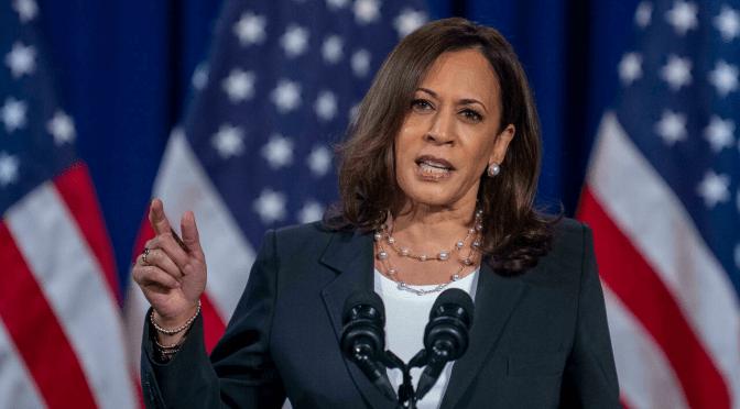 Kamala Harris presenta su plan contra las causas de la inmigración