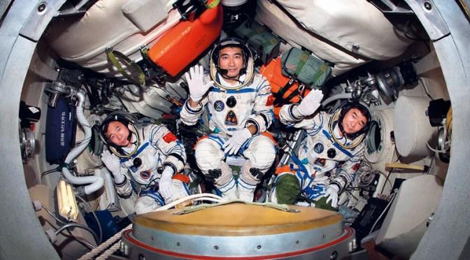 China alista sus planes espaciales para el periodo 2021-2025